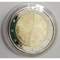 FINLAND 2 EURO 2006 - 100 YEARS OF UNIVERSAL AND EQUAL SUFFRAGE - PROOF