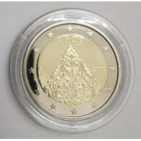 FINLAND 2 EURO 2009 - 200 YEARS OF CENTRAL GOVERNMENT INSTITUTIONS - PROOF
