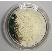 FINLAND 2 EURO 2010 - 150TH ANNIVERSARY OF FINNISH CURRENCY - PROOF