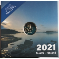 FINLAND 2 EURO 2021 - Journalism - PROOF