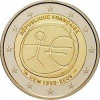 FRANCE 2 EURO 2009 - EMU