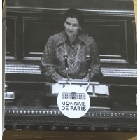 FRANCE 2 EURO 2018 - SIMONE VEIL - PROOF