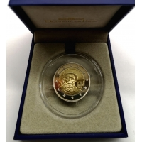 FRANCE 2 EURO 2012 - 100TH ANNIVERSARY OF THE BIRTH OF ABBE PIERRE - PROOF