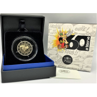 FRANCE 2 EURO 2019 -60 YEARS ASTERIX - PROOF