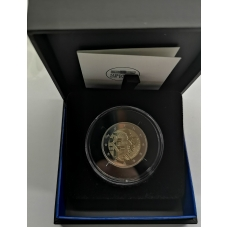 FRANCE 2 EURO 2020 - 50TH ANNIVERSARY OF THE DEATH OF CHARLES DE GAULLE -PROOF