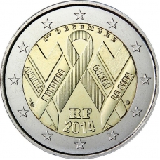 FRANCE 2 EURO 2014 - WORLD AIDS DAY