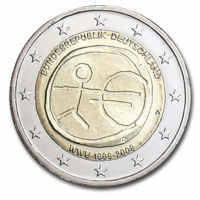 GERMANY 2 EURO 2009 - EMU - A - BERLIN