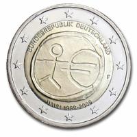 GERMANY 2 EURO 2009 - EMU - F - STUTTGART