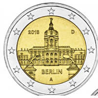 GERMANY 2 EURO 2018 - BERLIN - A - BERLIN