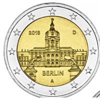 GERMANY 2 EURO 2018 - BERLIN - A - BERLIN