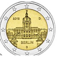 GERMANY 2 EURO 2018 - BERLIN - D - MUNICH