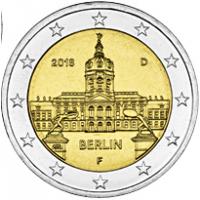 GERMANY 2 EURO 2018 - BERLIN - F - STUTTGART