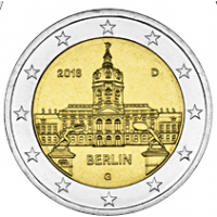 GERMANY 2 EURO 2018 - BERLIN - G - KARLSRUHE