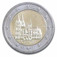 GERMANY 2 EURO 2011 - NORTH RHINE WESTPHALIA - F - STUTTGART