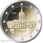 2 EURO GERMANY - A.D.F.G.J