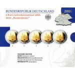 GERMANY 2 EURO - PROOF