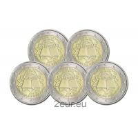 GERMANY 2 EURO 2007 - TREATY OF ROME (FULL SET)