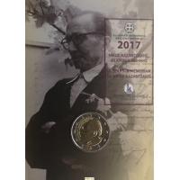 GREECE 2 EURO 2017 - NIKOS KAZANTZAKIS - C/C