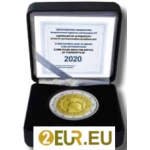 GREECE 2 EURO -PROOF