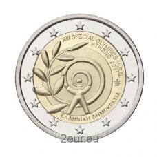 GREECE 2 EURO 2011 - XIII SPECIAL OLYMPICS W.S.G. - ATHENS 2011