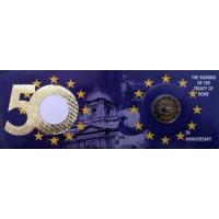 IRELAND 2 EURO 2007 - TREATY OF ROME CC