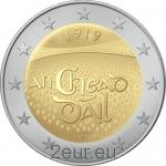 2 EURO COINS 2019