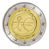 IRELAND 2 EURO 2009 - EMU