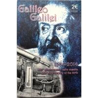 ITALY 2 EURO 2014 - GALILEO GALILEI - С/С