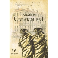 ITALY 2 EURO 2014 - CARABINIERI C/C