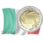 ITALY 2 EURO UNC