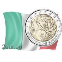 ITALY 2 EURO 2005 - EUROPEAN CONSTITUTION