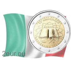 ITALY 2 EURO 2007 - TREATY OF ROME