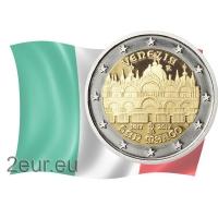 ITALY 2 EURO 2017 - SAN MARCO BASILICA IN VENICE