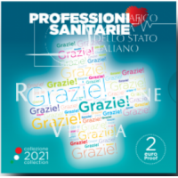 ITALY 2 EURO 2021 - Thank you – Medical professions - PROOF