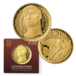 ITALY - GOLD COINS