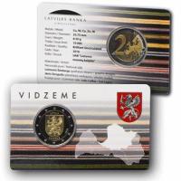 LATVIA 2 EURO 2016 - VIDZEME (BU)