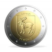 LATVIA 2 EURO 2018 - ZEMGALE