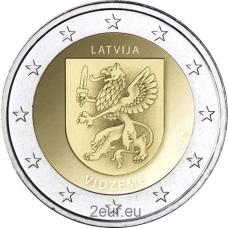 LATVIA 2 EURO 2016 - VIDZEME
