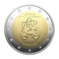 LATVIA 2 EURO 2017 - KURZEME