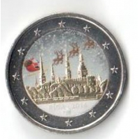 LATVIA 2 EURO 2014 - RIGA - EUROPEAN CAPITAL OF CULTURE -c