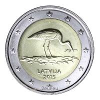 LATVIA 2 EURO 2015 - STORK