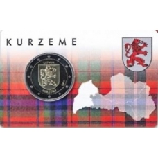 LATVIA 2 EURO 2017 - KURZEME (BU)