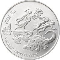 LITHUANIA 1.5 EURO 2018 -  FiDi
