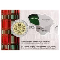 LITHUANIA 2 EURO 2019 - ZEMAITIJA C/C