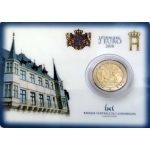 LUXEMBOURG - COIN CARD