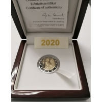 LUXEMBOURG 2 EURO 2020 - BIRTH OF CROWN GRAND DUKE CHARLES - PROOF