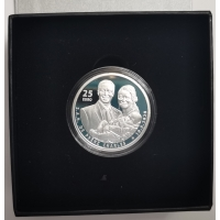 LUXEMBOURG 25 EURO 2020 - Birth of Prince Charles