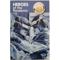 MALTA 2 EURO 2021 - Heroes of the Pandemic - C/C