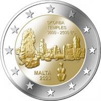 MALTA 2 EURO 2020 - SKORBA