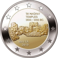 MALTA 2 EURO 2019 - TA' HAGRAT